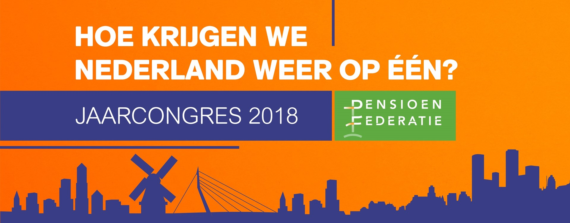 Jaarcongres header